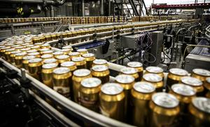 Spendrups redovisar rekordresultat men har ännu en bit upp till Carlsberg och Coca-Cola men avstånder krymper