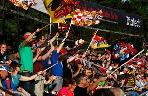 Rospiggarna har fått en bra ekonomisk start på säsongen. 550 företag sponsrar klubben.