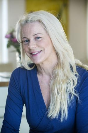 Malena Ernman är uppvuxen i Sandviken.