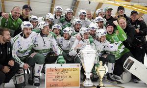 Västerås SK besegrade Vänersborg i finalen av förra årets World cup.
