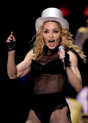 Madonna fyllde 50 år i augusti och skapade senare rubriker när hon skilde sig från sin make sedan sju år, Guy Ritchie.