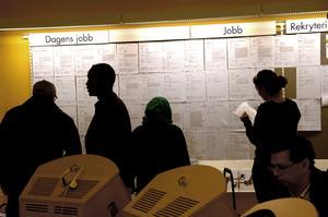 Många arbetsgivare söker arbetskraft. Foto: Scanpix