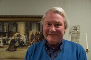 Sverker Hybinette har drivit företaget i flera år på Nybrogatan i Stockholm men har nu valt att etablera sig i Arboga.