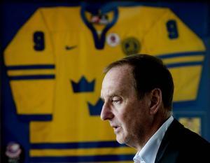 Tommy Andersson, ordförande Timrå IK.