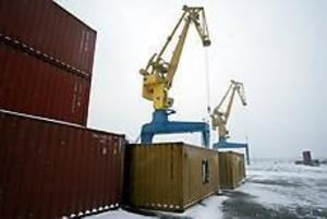 Två gånger har Gävle kommun misslyckats med att hitta investerare till hamnen.  Foto: LARS WIGERT