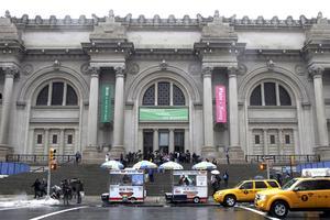 Metropolitan Museum of Art i New York.