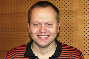 Lars Nilsson, arbetsförmedlare och Euresrådgivare på Arbetsförmedlingen i Sundsvall