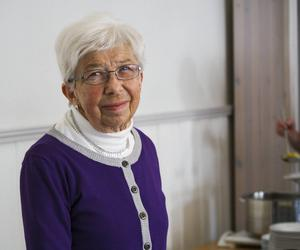Britta Aronsson har varit med i soppköket i över 12 år.