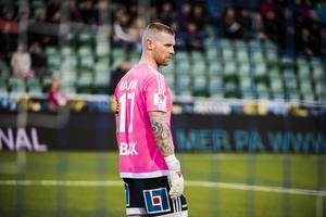 Tommy Naurin och hans GIF Sundsvall har haft en stark vår och ligger på en sjätteplats i tabellen.