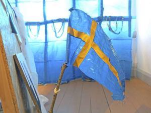 Del ur Johan Nyströms utställning på Kulturhuset Gävle. Foto: Kristian Ekenberg