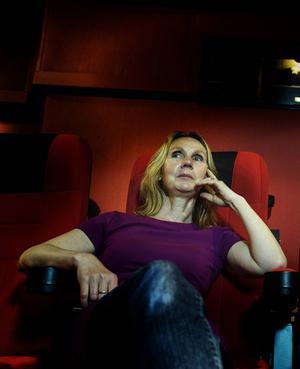 Johanna Gadd, biografföreståndare på Bio Regina.