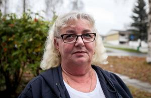 Anne-Christine Strömberg, ordförande Hyresgästföreningen Storsjöbygden.
