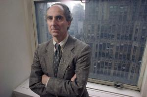 Philip Roth är en av Kristian Ekenbergs favoriter.