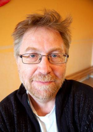 """""""Vi har hyrt en lastbil som vi ska som en scen"""", säger musikläraren Jan Rönngren."""