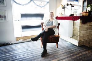 Mäklarhuset Härnösands VD Ester Hemström.