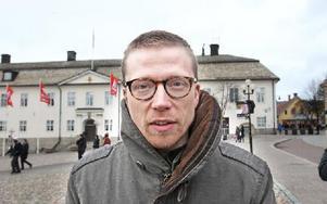 Måns Nilsson. Foto: Curt Kvicker