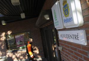 För en dryg månad sedan stängde polisstationen i Hedemora. Utvecklingen skapar otrygghet.