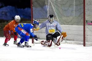 Selånger räddade en poäng i derbyt mot Härnösand när Hannes Kristofersson gjorde 5-5.
