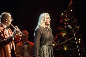 Malena Ernman imponerade på Arbetarbladets recensent under den traditionella julkonserten på Gävle konserthus.