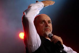 Peter Gabriel.Foto: Samuel Golay/Scanpix