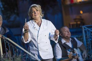 Sussie Eriksson i ABBA-showen