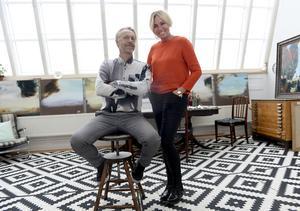 Konsten är Sveriges dolda folkrörelse, något som inte alltid återspeglas, säger Billgren och Lundberg.