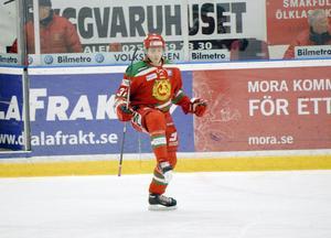 Lukas Bengtsson har siktet inställt på minst en säsong till i Moratröjan.