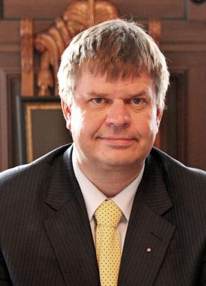 – Vi har lagt en trygg budget, säger Sven-Erik Lindestam (S), kommunalråd.