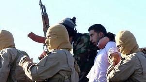 Isis i Syrien.