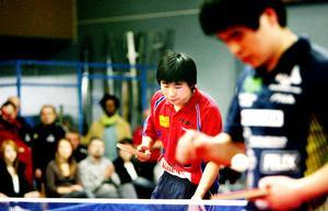 Sun Jian föll i den avgörande matchen mot Guo Kai med 1–3 i set. Eslöv leder finalseerien med 2–0 i matcher.