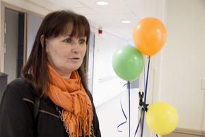 Omvårdnadschefen Anna-Karin Eklund tycker det är roligt att kommunen höjer kvaliteten på våden.