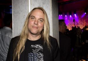 """Låtskrivare. Bland dem som skrivit bidrag till """"Minimello"""" finns Thomas G:son, en av Melodifestivalens mest framgångsrika låtskrivare genom tiderna."""