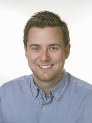 Daniel Johansson.