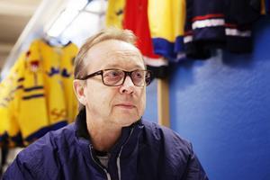 Mårts gör sitt femte VM med Tre Kronor.