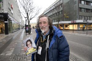 Fick rätt. Kent Jansson har märkt att allt fler som inte är missbrukare blir hemlösa. Nu finns det siffror på att han hade rätt.