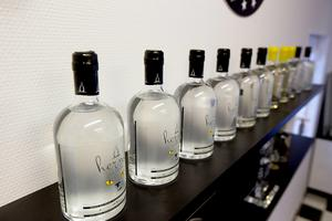 Här är vinnarflaskan – Hernö Old Tom Gin är världens bästa.
