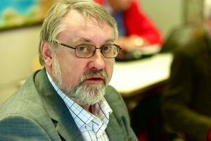 Bo Brännström, nygammal ordförande för Liberalerna Dalarna.