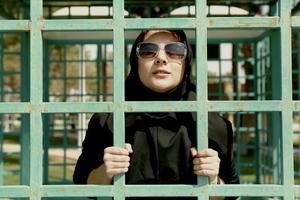 Fängelse.Så straffas kvinnan i Iran som inte bär sin slöja.