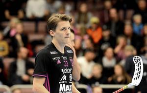 Emil Johansson kommer ta bort stygnen lagom till landslagslägret.
