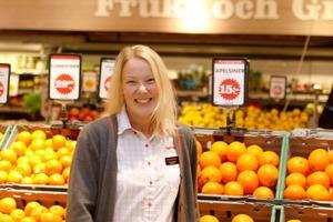 Pernilla Eriksson får Naturskyddsföreningen i Maling-Sälens miljöpris.
