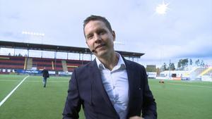 Minidokumentären med Martin Strömbergsson visar en sida av fotbollsdomare som alla kanske inte sätt tidigare – en titt bakom kulisserna.