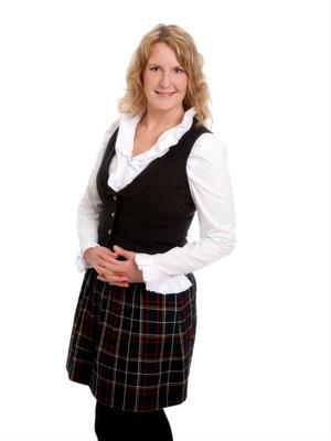 Anna-Lena Svanberg, privatmarknadschef, förespråkar en god hushållsekonomi.