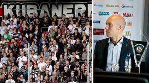 ÖSK:s vd Simon Åström kan glädja sig åt ökade intäkter 2015. Publiken är en stor anledning.