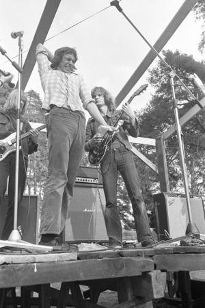 Musikfesterna i Boulognern startade 1971.   Foto: Christer Svensson