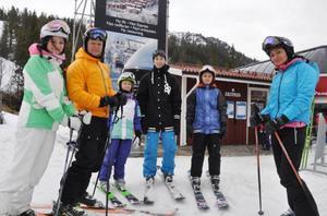 Familjen Söderlind har semestrat i Vemdalsområdet många vintrar och imponerade av de senaste årens utveckling