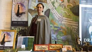 Annah Nozlin inspireras av medeltiden.