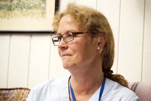 Birgitta Ölund har tidigare jobbat på sjukhus, men känner sig mer hemma som distriktssköterska.
