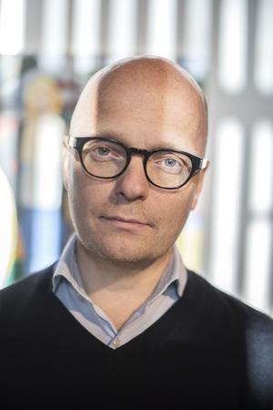 Forskaren Jörgen Sparf.
