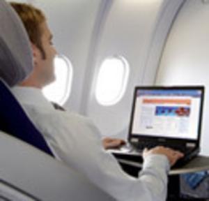 Wlan och mobil uppkoppling snart under flygresan