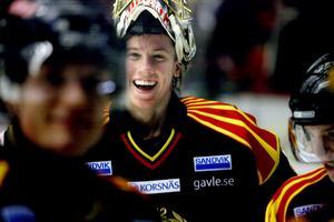Jacob Markström har valts till Årets rookie i elitserien.